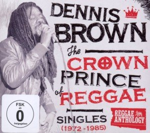 Crown Prince Of Reggae (2CD+DVD)