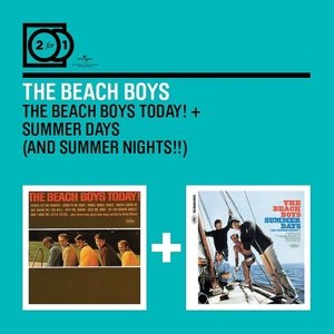 2 For 1: The Beach Boys Today!/Summer Days