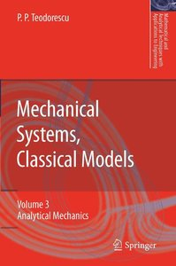 Mechanical Systems, Classical Models 2