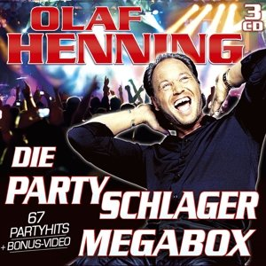 Die Partyschlager Megabox (Ltd.Edt.)