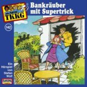 142/Bankräuber Mit Supertrick