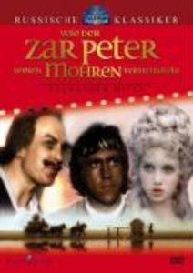 Russische Klassiker - Wie Der Zar Peter Seinen Mohren Verheirate