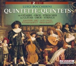 Quintette/Quintets Für Gitarre,Oboe,Streicher