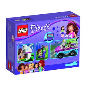 LEGO® Friends 41116 - Olivias Expeditionsauto