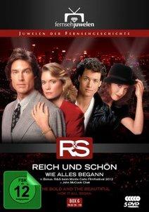 Reich und Schön - Box 6: Wie alles begann (Folge 126-150)