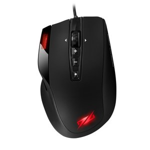 Sharkoon DarkGlider - Gaming Mouse (Lasermaus)