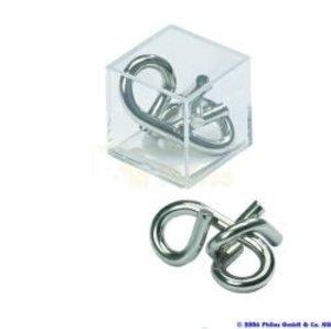 Philos 5004 - Schlingen-Puzzle, Metall