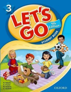 Let's Go 3. Student Book. 4th Edition