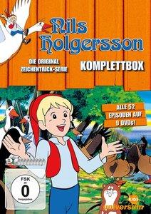 Nils Holgersson Komplettbox (Jumbo Amaray)