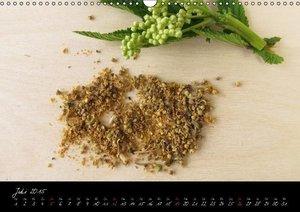 Rau, H: Heilsame Teekräuter (Wandkalender 2015 DIN A3 quer)