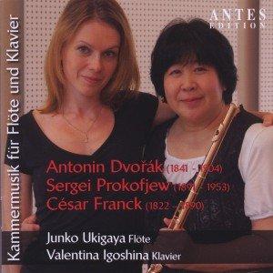 Kammermusik für Flöte und Klavier