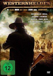Westernhelden (4 Filme)