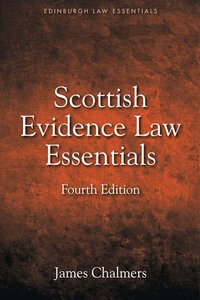 SCOTS LAW OF EVIDENCE