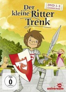 Der kleine Ritter Trenk Staffel 1 - Komplettbox