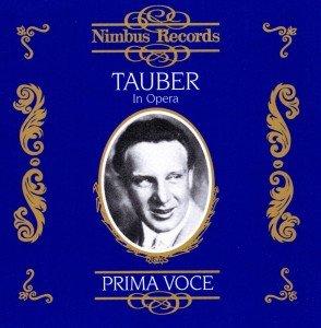 Tauber In Opera/Prima Voce