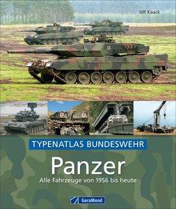 Panzer -Alle Fahrzeuge von 1956 bis heute