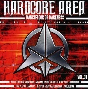 Hardcore Area-Dancefloor Of