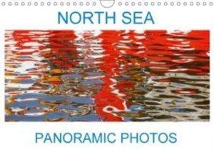 North Sea panoramic photos (Wall Calendar 2015 DIN A4 Landscape)