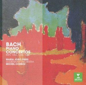 Klavierkonzerte BWV 1052,1055,1056