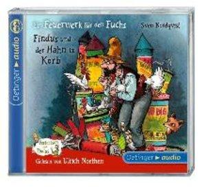 Ein Feuerwerk für den Fuchs/ Findus und der Hahn im Korb (CD)