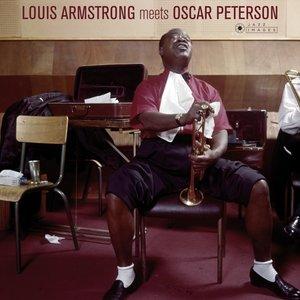 Louis Armstrong Meets Oscar Peterson-Leloir