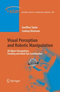 Visual Perception and Robotic Manipulation