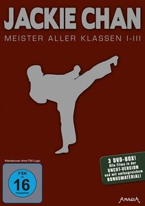 Jackie Chan - Meister aller Klassen I-III