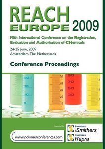 REACH Europe 2009 Conference Proceedings