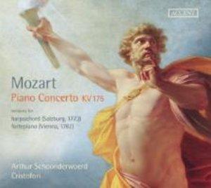 Klavierkonzerte Vol. 3 - KV 175 Salzburger und Wiener Fassung