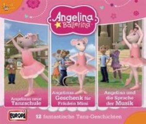 Angelina Ballerina: Tanz-Box 01 Folgen1/2/3