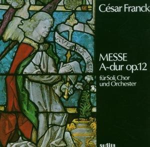Messe A-Dur,op.12 Für Soli,Chor Und Orchester