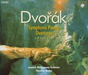 Sämtliche Sinfonische Dichtungen/Ouvertüren (GA)