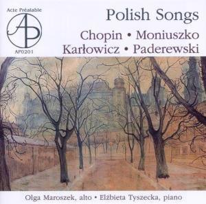 Polnische Lieder