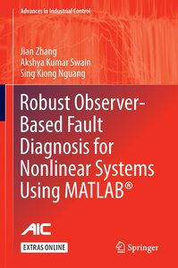Robust Observer-Based Fault Diagnosis for Nonlinear Systems Usin