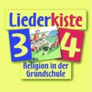 Liederkiste 3/4. CD