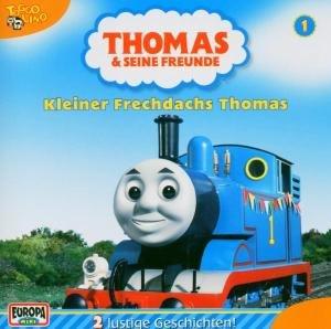 Thomas und seine Freunde 01. Kleiner Frechdachs Thomas. CD