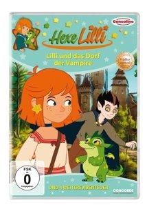 Hexe Lilli - Lilli und das Dorf der Vampire