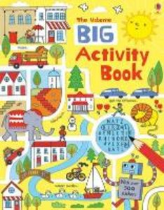 Big Activity Book