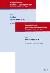 Olfert, K: Bücherpaket Personalwirtschaft / 2 Bde.