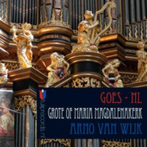 Grote of Maria Magdalenakerk Goes