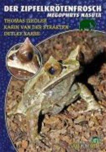 Der Zipfelkrötenfrosch - Megophrys Nasuta