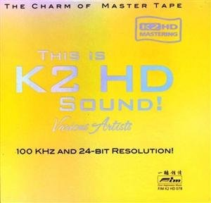 Various: This Is K2 HD Sound!