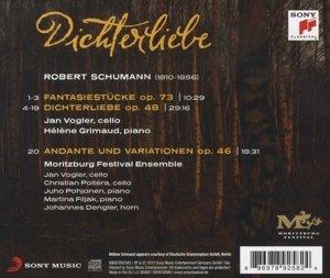 Fantasiestücke op.73,Dichterliebe op.48