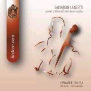 Lanzetti: Sonates a Violoncello solo e basso conti