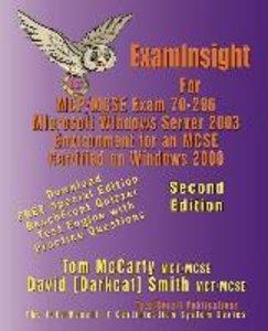 ExamInsight For MCSE Exam 70-296 Windows Server 2003 Certificati