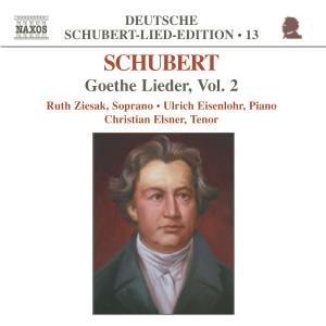 Goethe-Lieder Vol.2