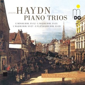Klaviertrios Hob.XV/12,25,27 & 29