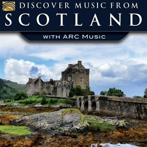 Discover Music From Scotland-With Arc Music