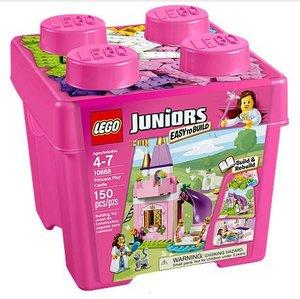 LEGO® Juniors 10668 - Starter Steinebox: Prinzessinnenschloss