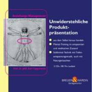 Die Unwiderstehliche Produktpräsentation. 2 CDs